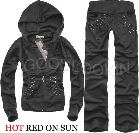 GRAFITOWY DRES HOT RED ON SUN (158)